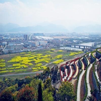 钱江陵园景色